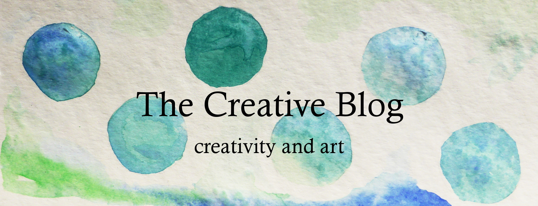The Creative Blog